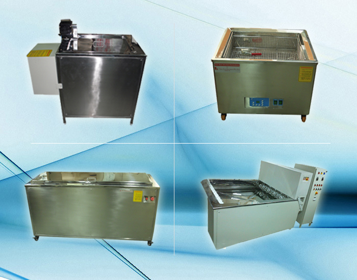 Single Stage Precision Metal Cleaning System